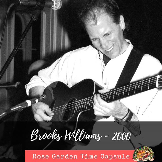 Looking back on 30 years.... Brooks Williams will be back with us next March. It's been far too long! Check our website, rosegardenfolk.com and see who else is joining us next season.  Folkvibe Acoustic Folkmusicrocks Folkmusic @brookswilliamsguitar