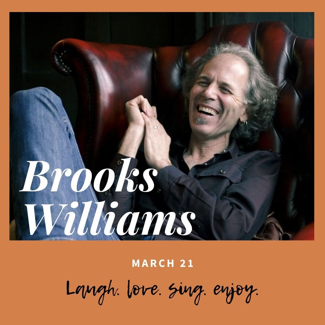 At the crossroads of blues and American roots music...Don't miss BROOKS WILLIAMS. March 21. http://bit.ly/RG20brookswilliams  @brookswilliamsguitar