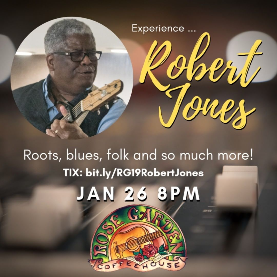 Don't miss the Rev. Robert Jones. He's blues, roots, folk and more. Saw him recently at NERFA -- Wow!